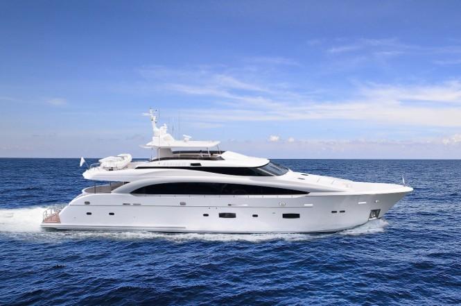 Luxury motor yacht Andrea VI
