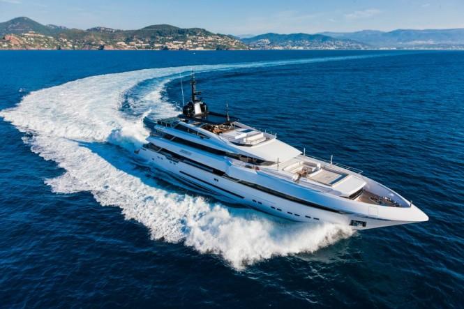 Luxury motor yacht PARAM JAMUNA IV by RossiNavi