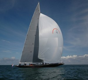 Dykstra-designed luxury yacht RAINBOW showcased at Monaco Yacht Show 2013