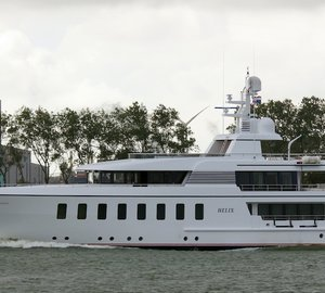 Luxury yacht HELIX by Feadship
