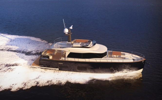 Magellano 53 Yacht