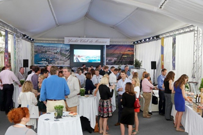 Marina Port Vell 2013 Press Reception