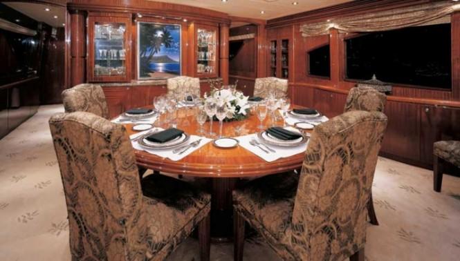 Motor yacht DA BUBBA
