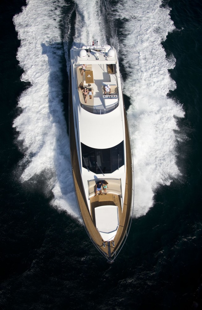 Numarine 78 Fly Yacht to be showcased at FLIBS 2013