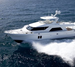 Ocean Alexander 72 Yacht to be displayed at Gold Coast International Marine Expo