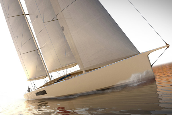 Performance Schooner Yacht Series by P&W to be displayed at FLIBS 2013