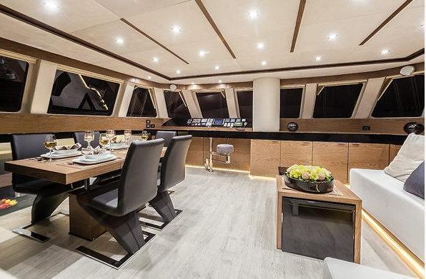 Sunreef 60 LOFT Yacht GRACE - Interior