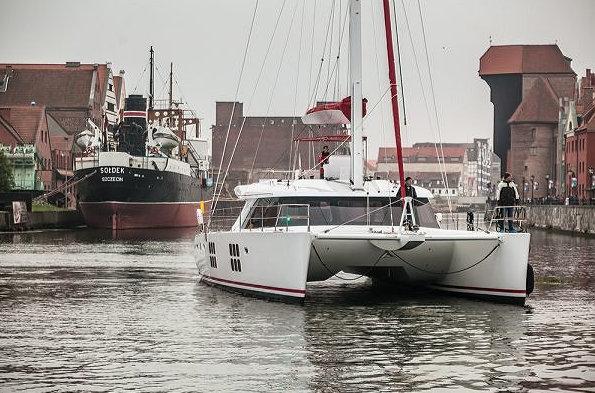 Sunreef 60 LOFT Yacht GRACE
