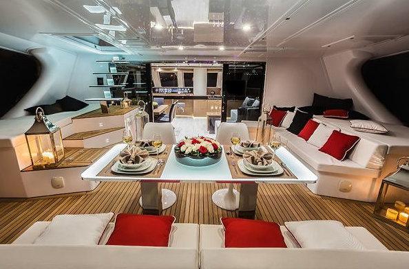 Sunreef 60 LOFT sailing yacht GRACE - Exterior