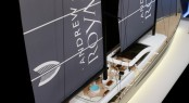 Superyacht DART80 concept - aft view