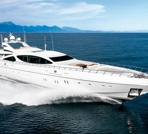 Overmarine Group Mangusta to attend Qatar International Boat Show displaying Mangusta 165 Yacht