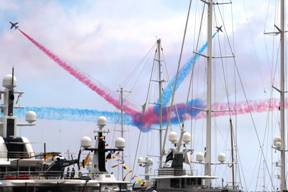 Superyacht UK celebrates 10 years at the 2013 Monaco Yacht Show