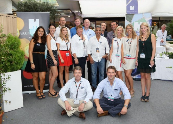 The Marina Port Vell and Salamanca Group Team