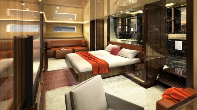 Troy Yacht - Cabin