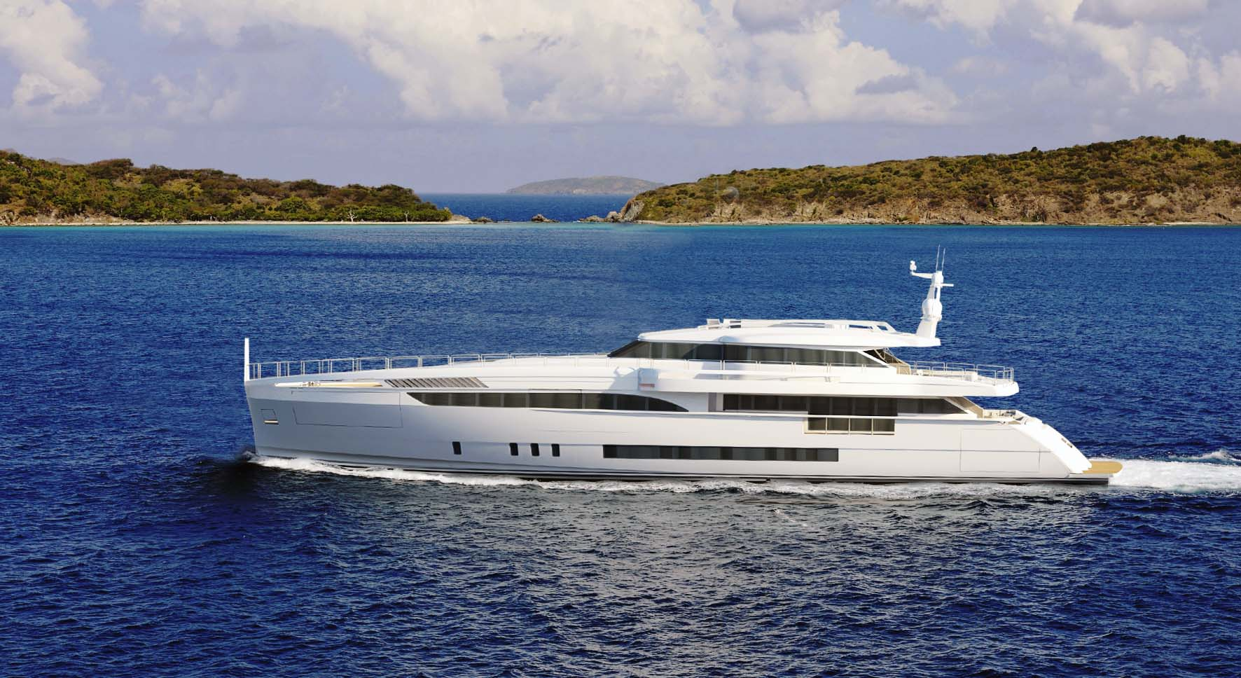 Wider 150' Yacht by Wider Yachts — Yacht Charter ...
