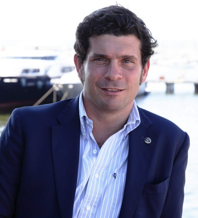 Fabrizio Scerch - New Country Manager Americas for Benetti