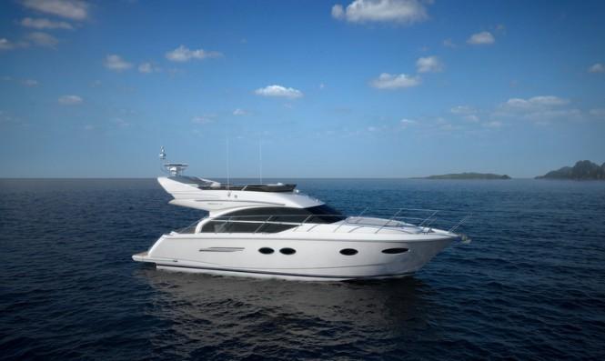 Princess 43 Yacht