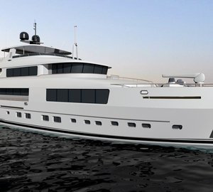 Motor yacht Fifth Ocean 36 concept by Fifth Ocean Yachts and Ginton NA
