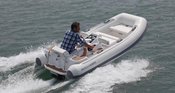Williams 2014 Turbojet yacht tender