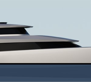Renderings of 24m Yacht Fisherman Concept by Fifth Ocean Yachts and Brilliant Boats
