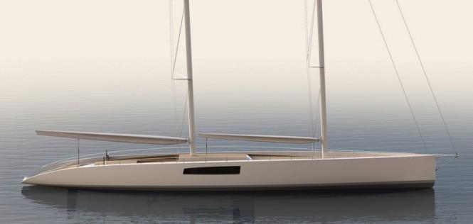36m Persak & Wurmfeld yacht concept