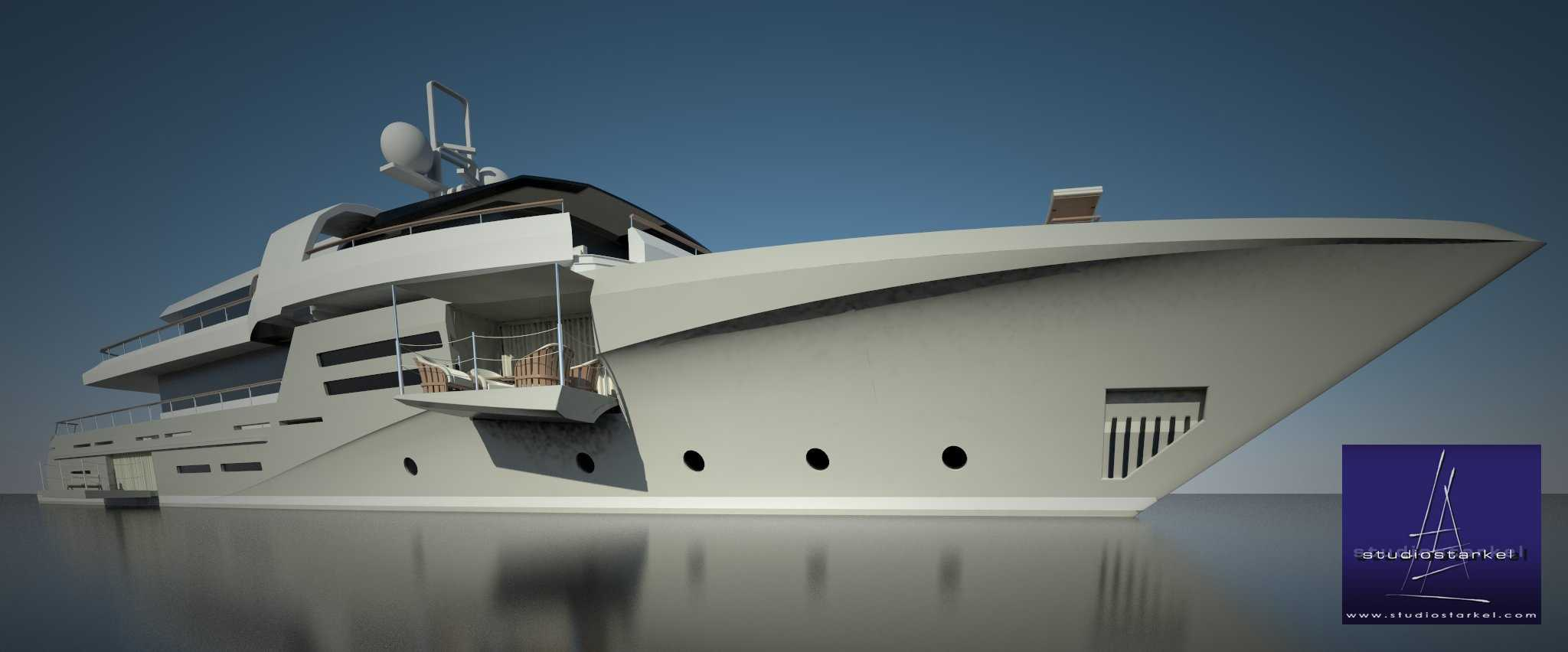 44m diesel electric luxury yacht design  u2014 yacht charter  u0026 superyacht news
