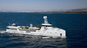 67m Damen-built Fast Yacht Support vessel GAR�ON