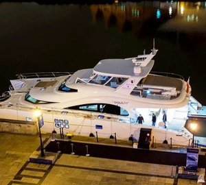 Sunreef Yachts officially presents its latest 70 Sunreef Power Yacht BOUNTY