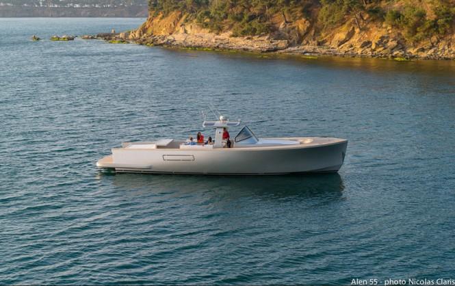 Alen 55 T/T 56m Perini Navi superyacht Panthalassa