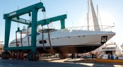 All-new superyacht Mangusta by Overmarine Group at launch