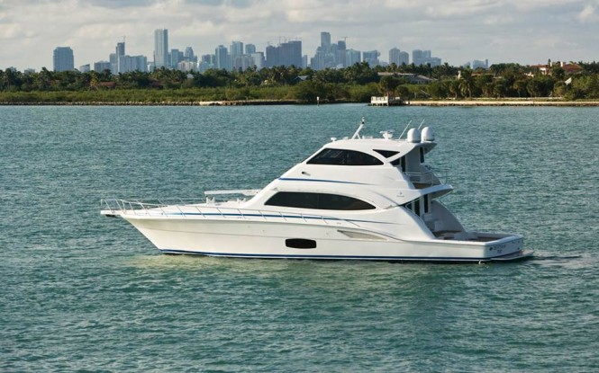 Bertram 70 Convertible Yacht by Bertram Yachts