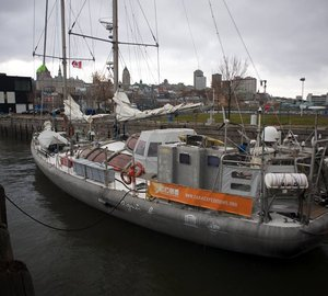 Sailing yacht TARA to come back to France on December 7