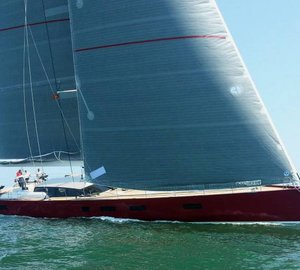 Additional images of Maxi Dolphin FC100 sailing yacht NOMADE IV