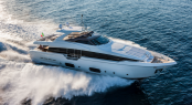 Ferretti 960 yacht by Ferretti Yachts to be displayed at QIBS 2013