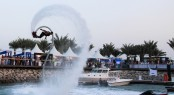 Flyboard superyacht toy