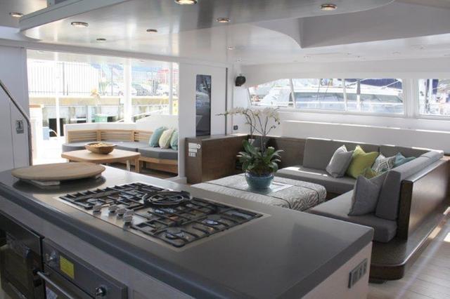 HQ2 Yacht - Interior