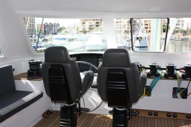 HQ2 Yacht
