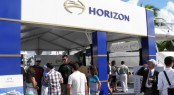 Horizon's stand at FLIBS 2013