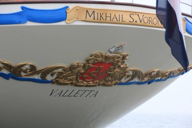 Mikhail S. Vorontsov Yacht