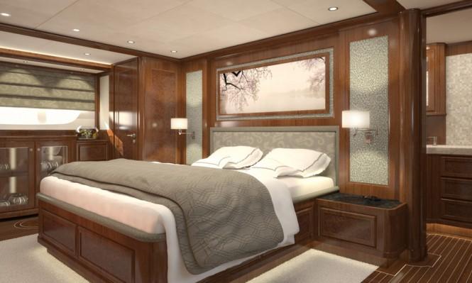 Motor yacht Selene 78 Ocean Explorer - Cabin