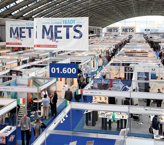 NZ Marine companies exhibit at METS in Amsterdam
