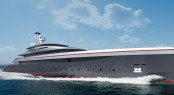 Oceanco superyacht E-MOTION design