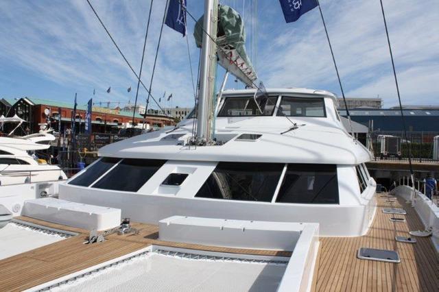 Open Ocean 750 sailing catamaran HQ2