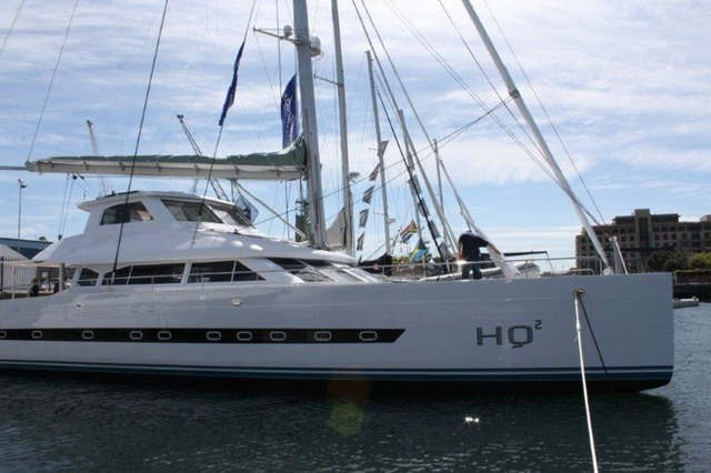 Open Ocean 750 sailing yacht HQ2