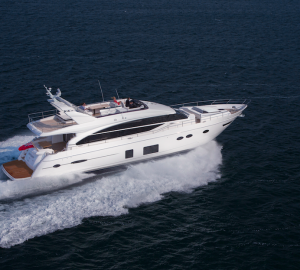 Princess Yachts 82 motor yacht to debut at Boot Dusseldorf