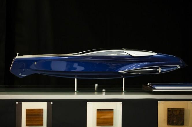 Rolls-Royce 450EX concept by Stefan Monro