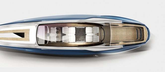 Rolls-Royce 450EX tender by Stefan Monro