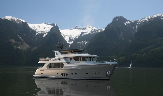 Selene 78 Ocean Explorer Yacht