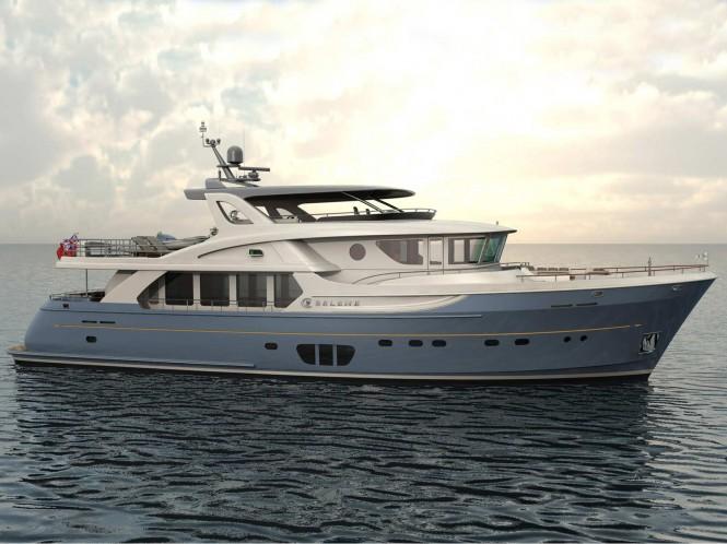 Selene 92 Yacht by Selene Yachts