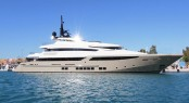 Soraya 46 superyacht designed by Unielle Yacht Design